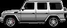 Mercedes G-class (W463)