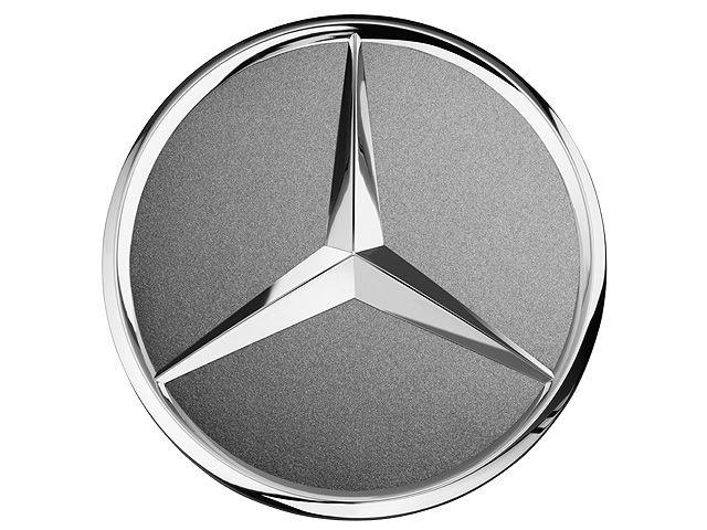 Крышка ступицы колеса, Звезда выступает Серый «Гималаи»