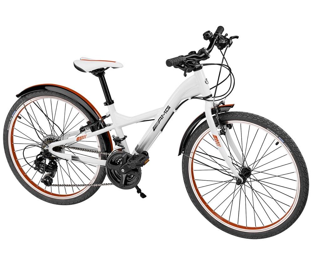 Велосипед детский с 8 лет