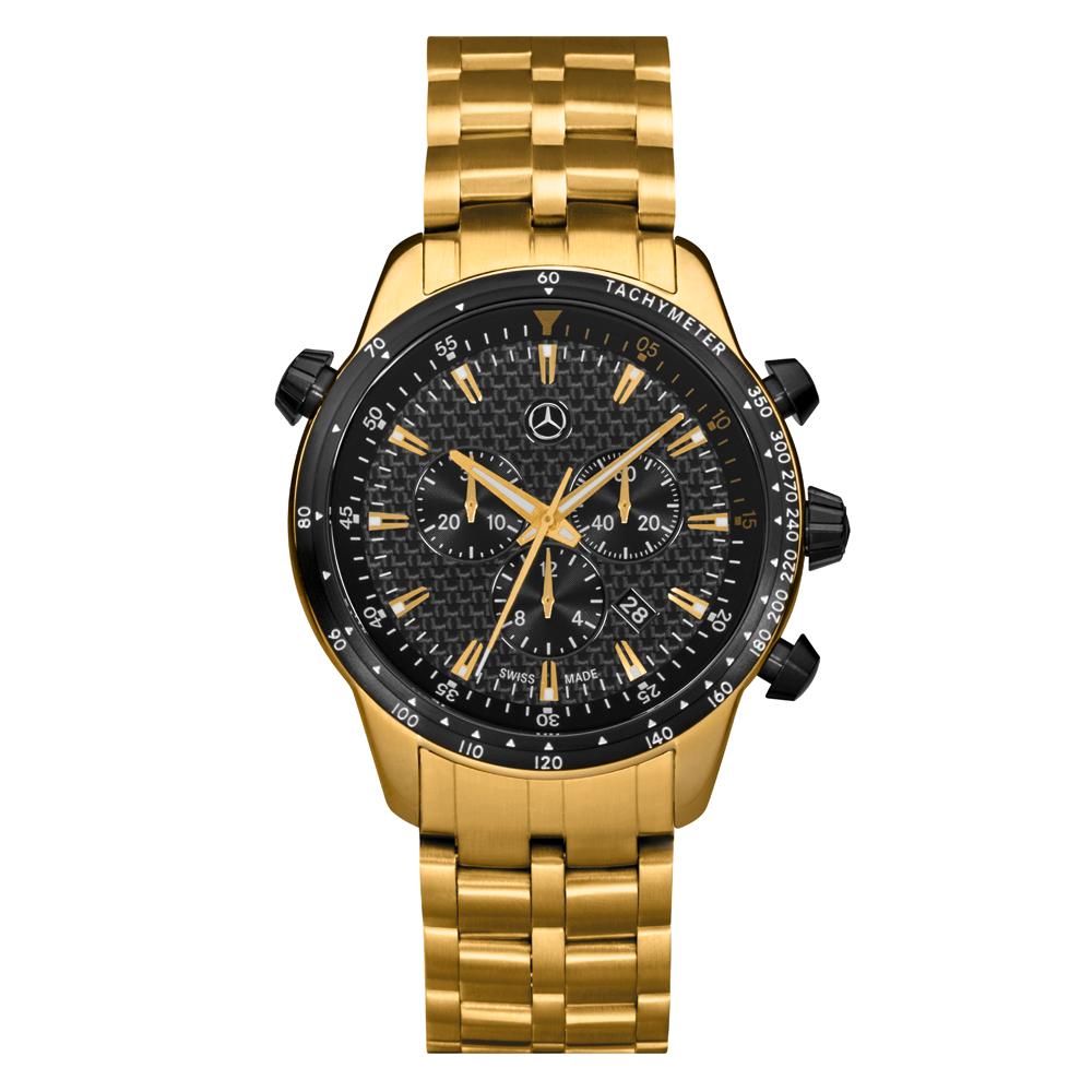 Мужские часы Motorsport, Gold Edition