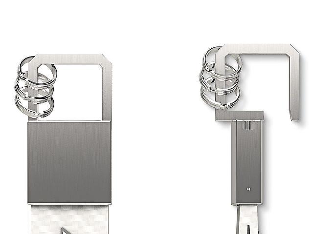 Брелок для ключей, AMG Carbon