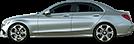 Mercedes C-class (W205)