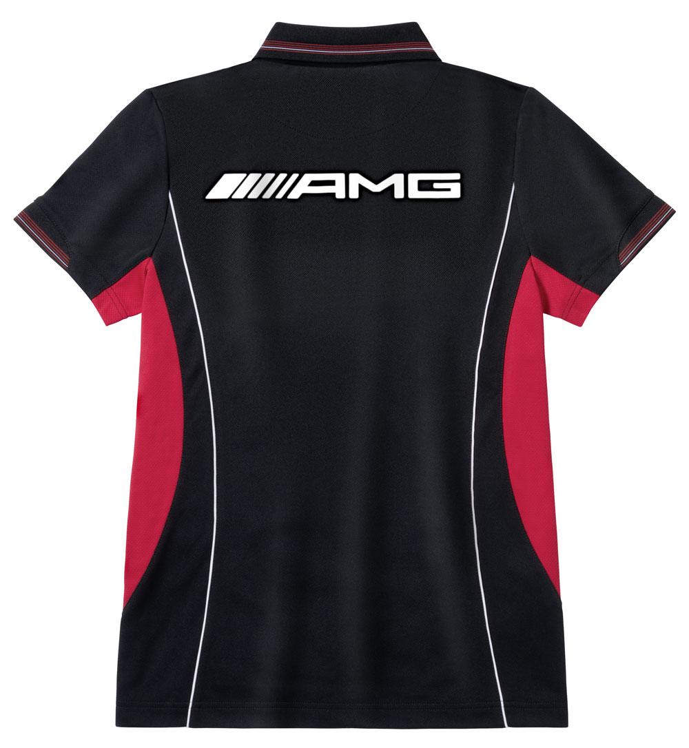 Мужская футболка поло AMG