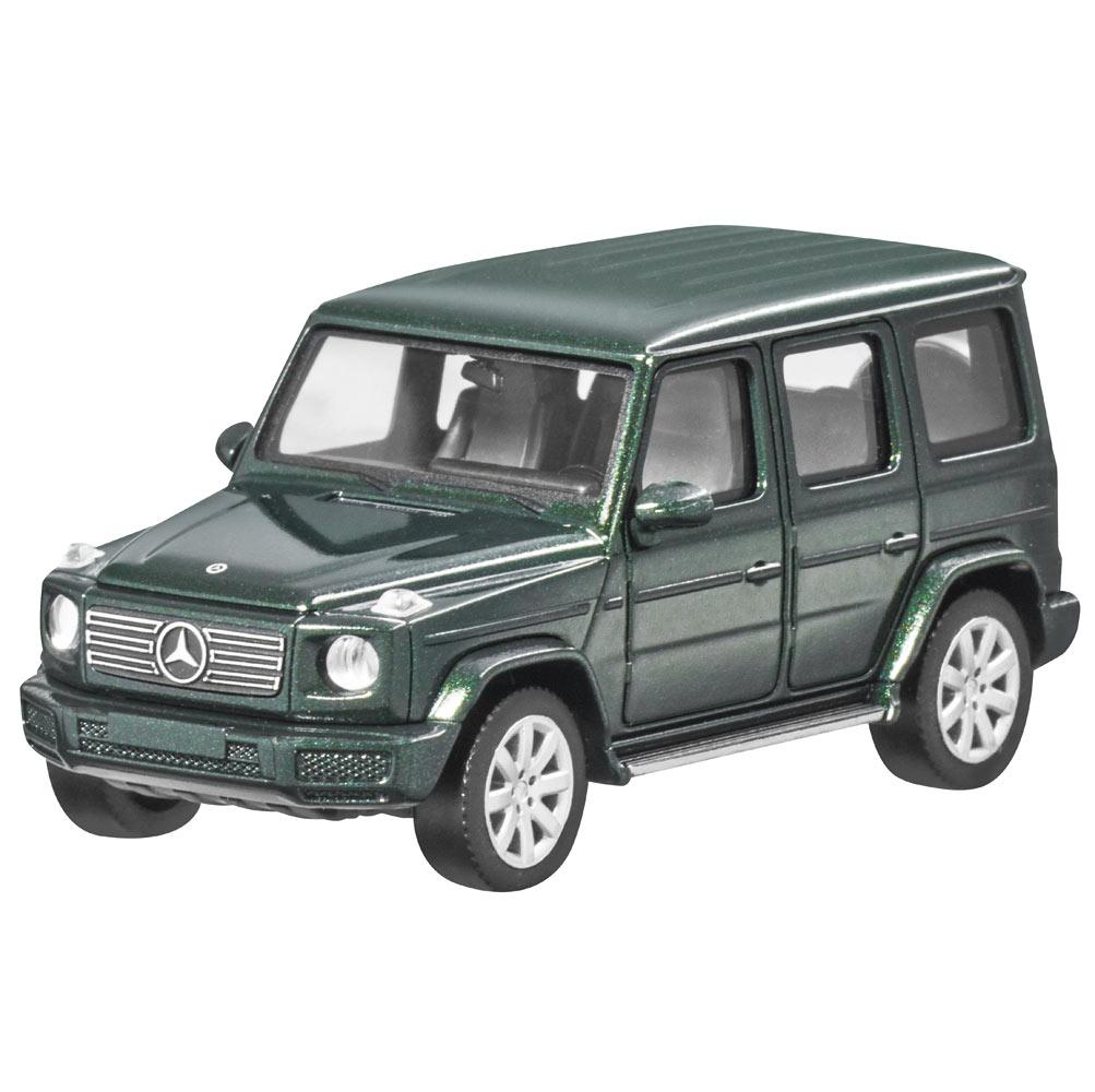 Модель G-Класса W463, 1:87, темно-зеленый