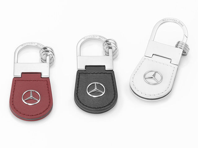 Брелок для ключей, «Shanghai» цвет «Белый бриллиант»