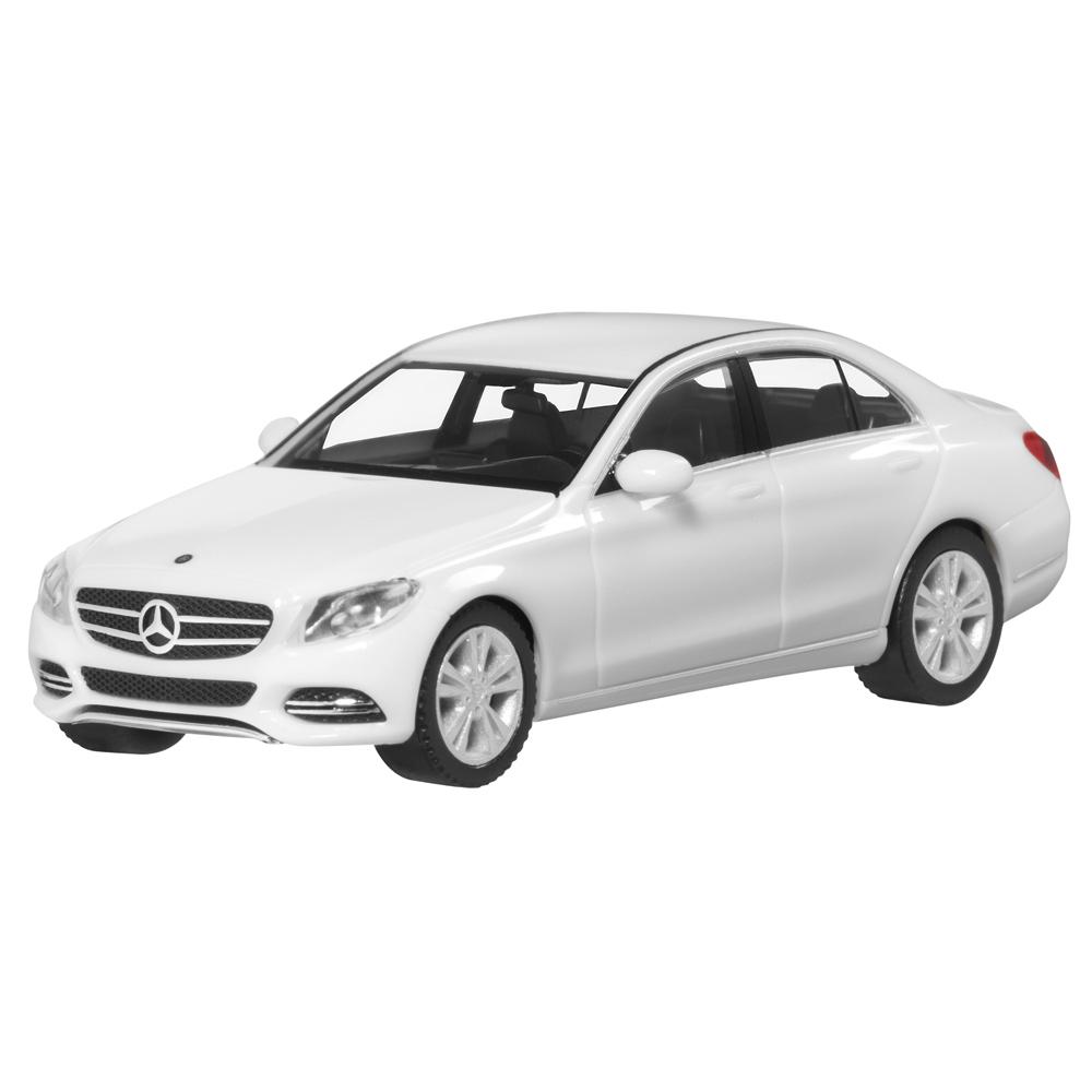 Модель C-Класс седан Avantgarde,1:87, белый