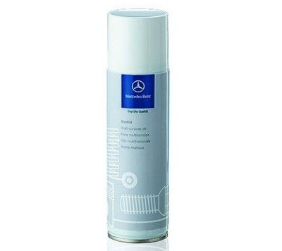 Смазка спрей многоцелевая Mercedes Lubricant Spray Multi-use, 300 мл.