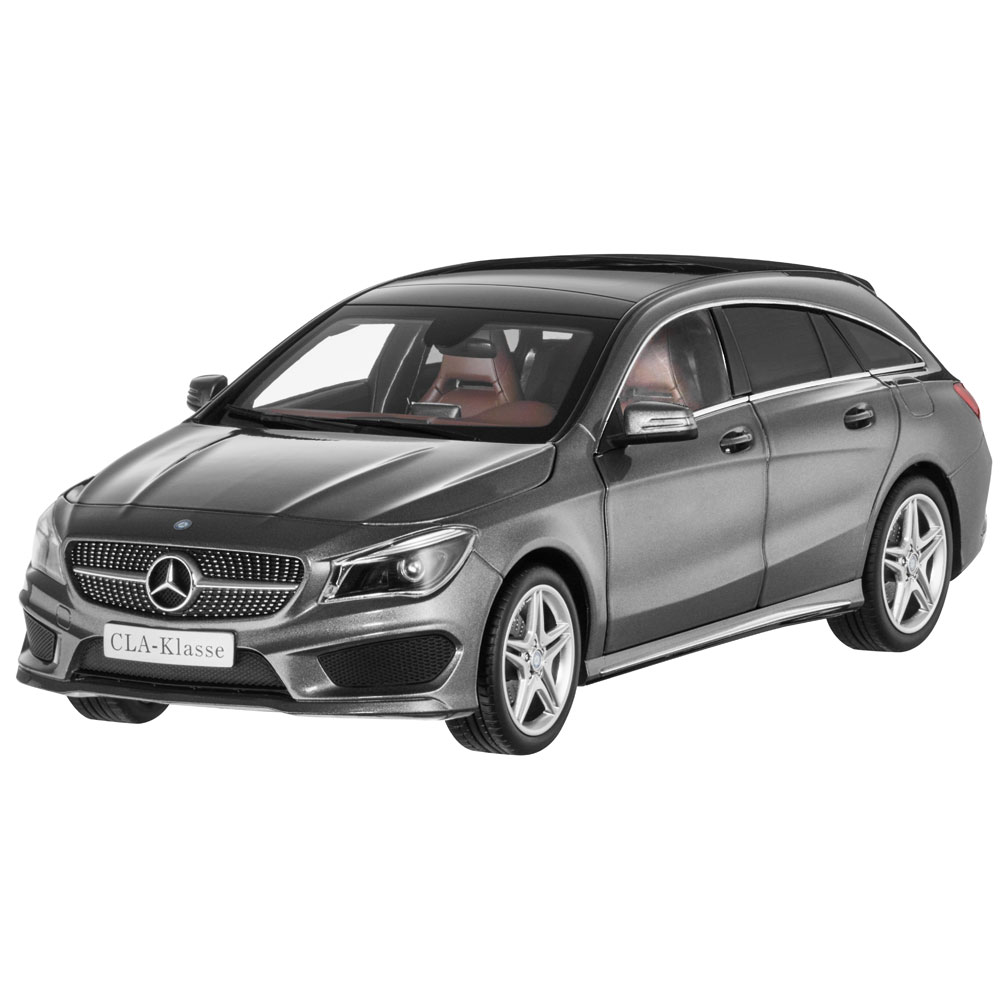 Модель автомобиля CLA Shooting Brake, серый