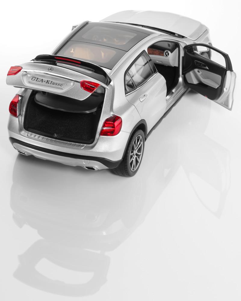 Модель автомобиля GLA
