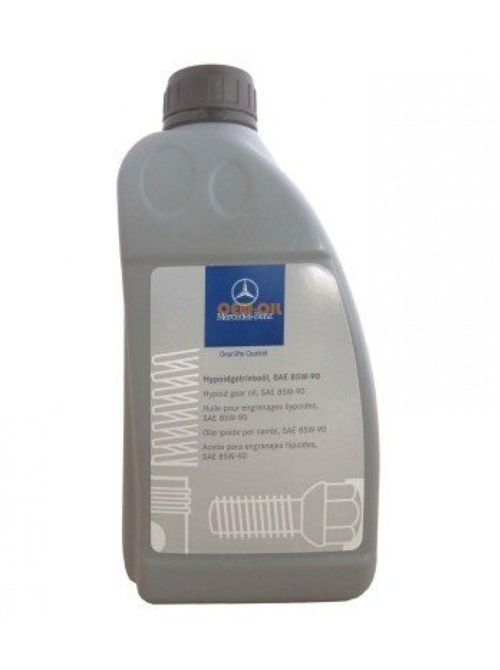Трансмиссионное масло Mercedes MB 235.0, SAE 85W-90 2803, 1 л