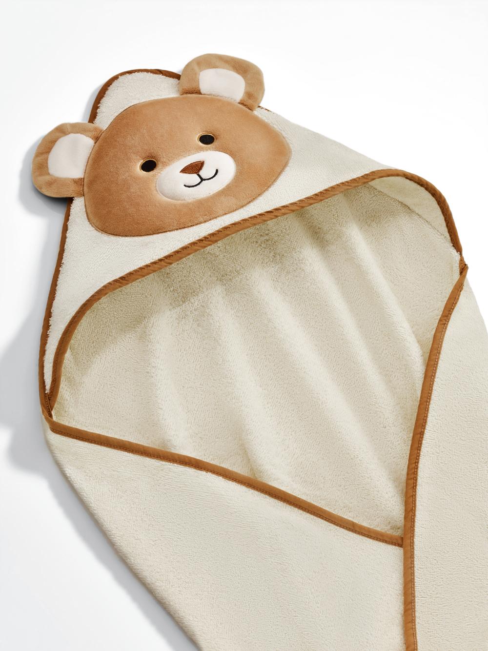 Детское полотенце-уголок