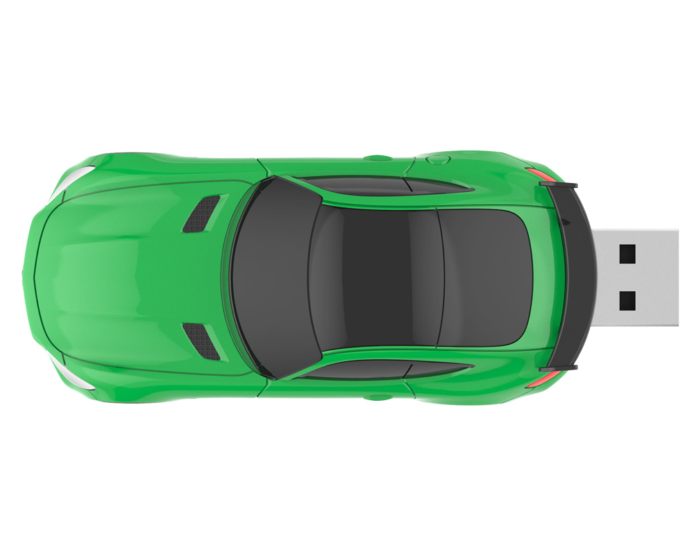USB-накопитель Mercedes-AMG GT R
