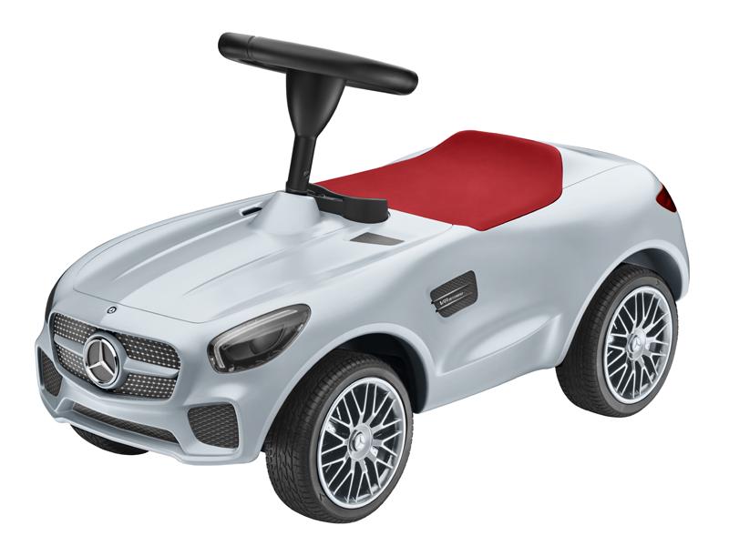 Детский автомобиль-каталка, Детский автомобиль Bobby-AMG GT