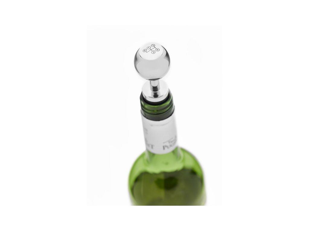 Пробка для винных бутылок Mercedes-Benz Wine Stopper, Shift Lever Knob