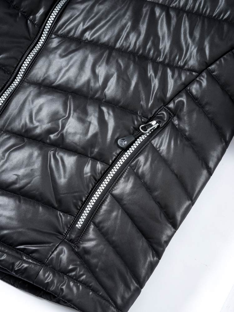 Куртка мужская, черная