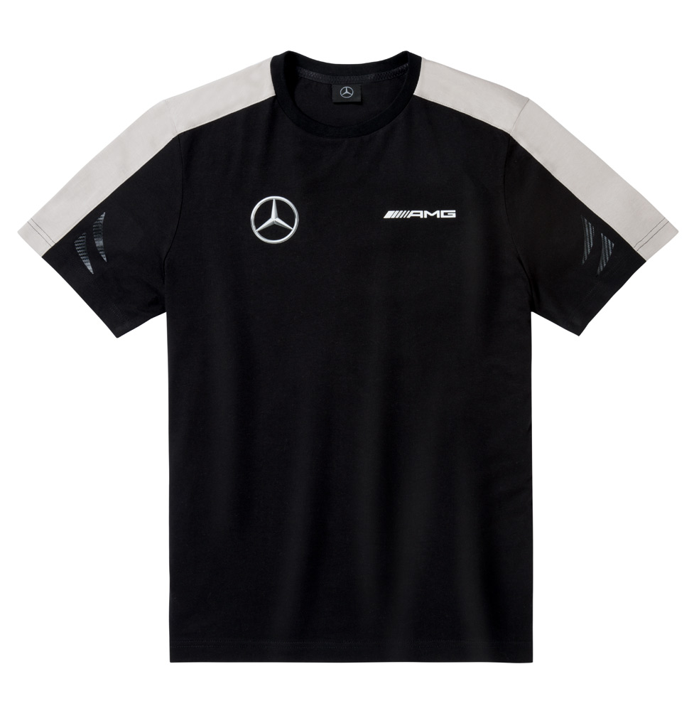 Футболка мужская Mercedes-Benz
