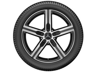 Диски Mercedes A class W177 R18