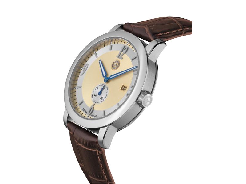 Наручные часы мужские, Classic Steel Mark 2