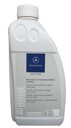 Антифриз концентрат (синий) Mercedes MB 325.0, канистра 1,5 литра