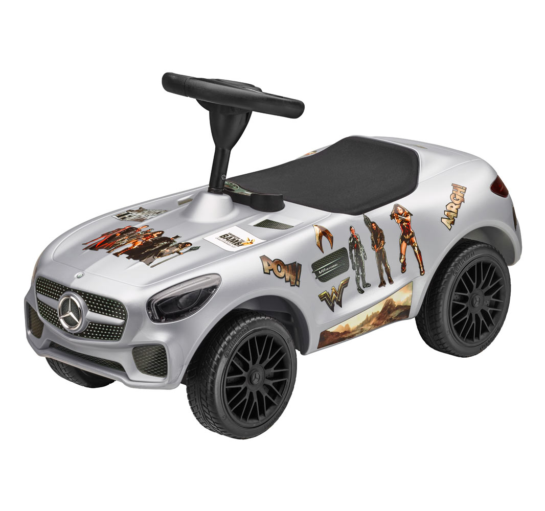 Детский автомобиль-каталка Bobby-AMG GT