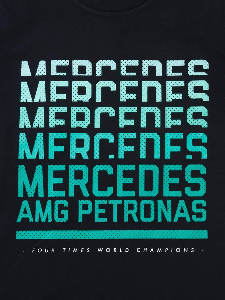 Футболка мужская MERCEDES AMG PETRONAS