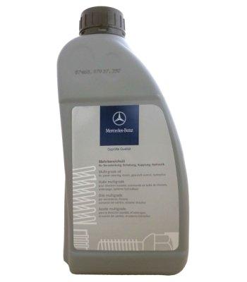 Трансмиссионное масло Mercedes MB ATF 236.15, 1 л