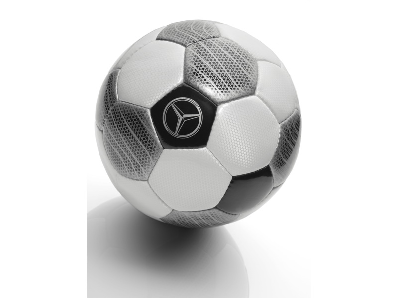 Футбольный мяч Mercedes Football Size 5 (standart),Team Denmark