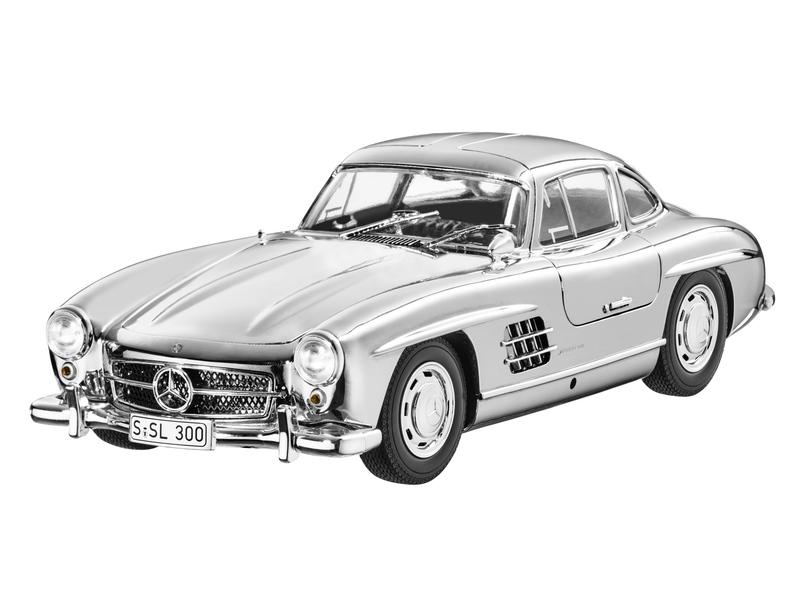 Модель 300 SL, W198 (1954–1956)
