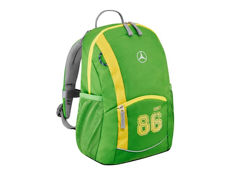 Детский рюкзак маленький лимонный, 100% Полиэстер, Deuter Sport