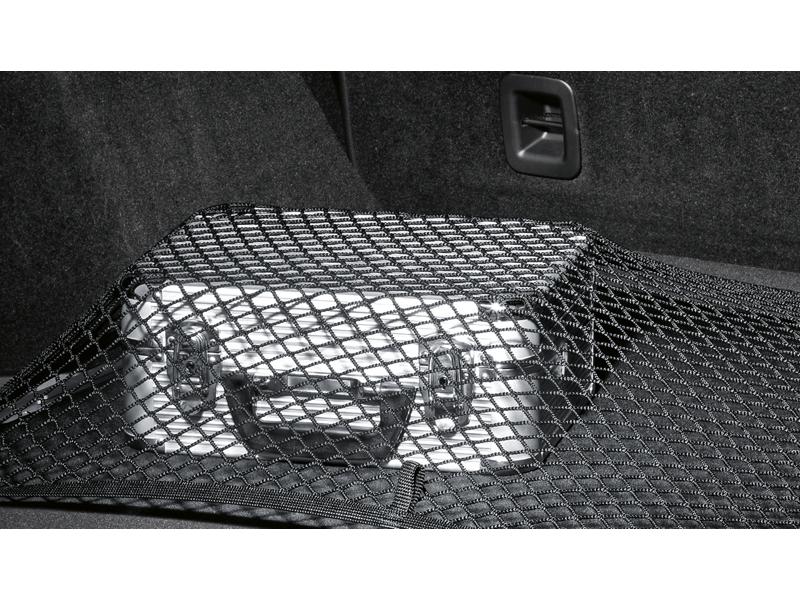 Багажная сетка на пол багажного отделения