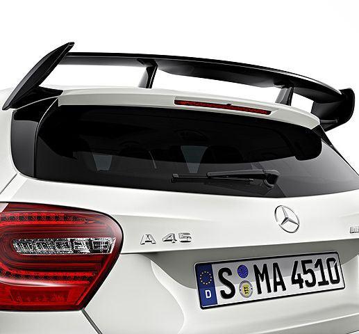 Заднее антикрыло AMG для Mercedes A class W176