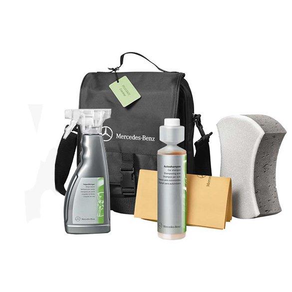 Набор автокосметики для ухода за экстерьером Mercedes Exterior Care Kit