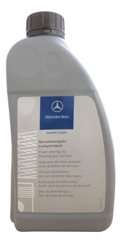 Масло для ГУР Mercedes MB 236.3, канистра 1 л