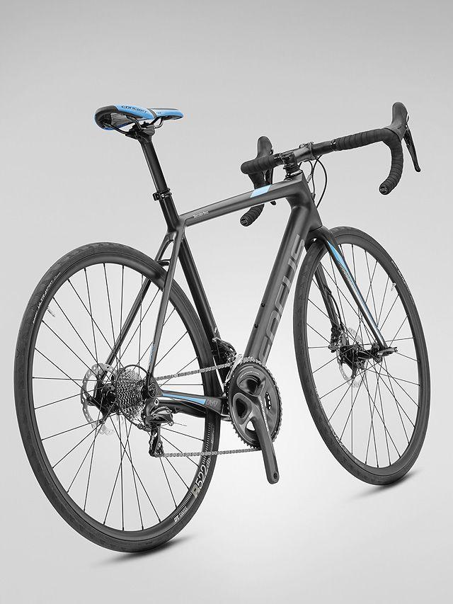 Велосипед Mercedes-Benz Rennrad черный, Карбон, рама 51 см