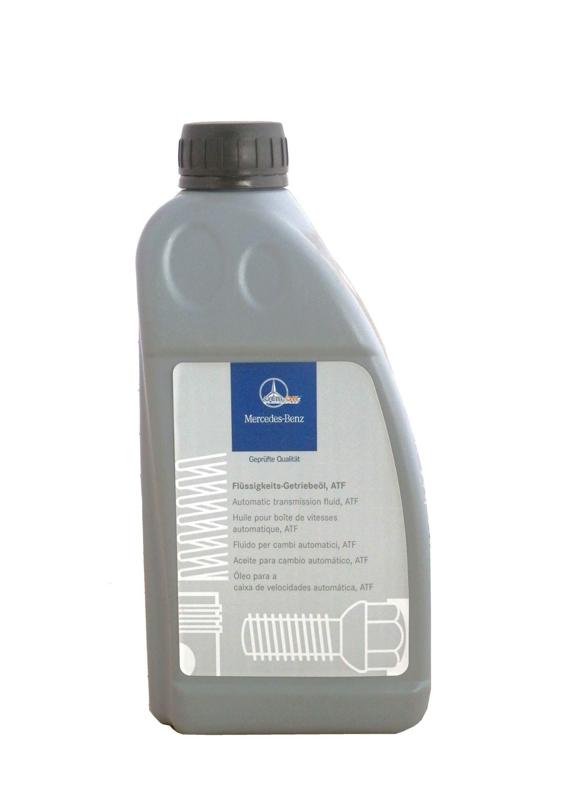 Трансмиссионное масло Mercedes MB ATF 2303 236.13, 1 литр
