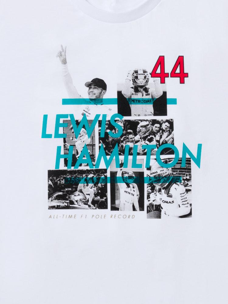 Футболка мужская Lewis Hamilton
