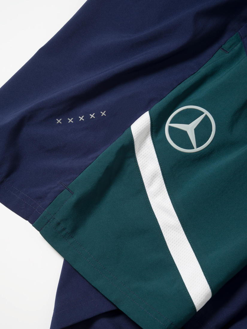 Мужские шорты PUMA для Mercedes-Benz
