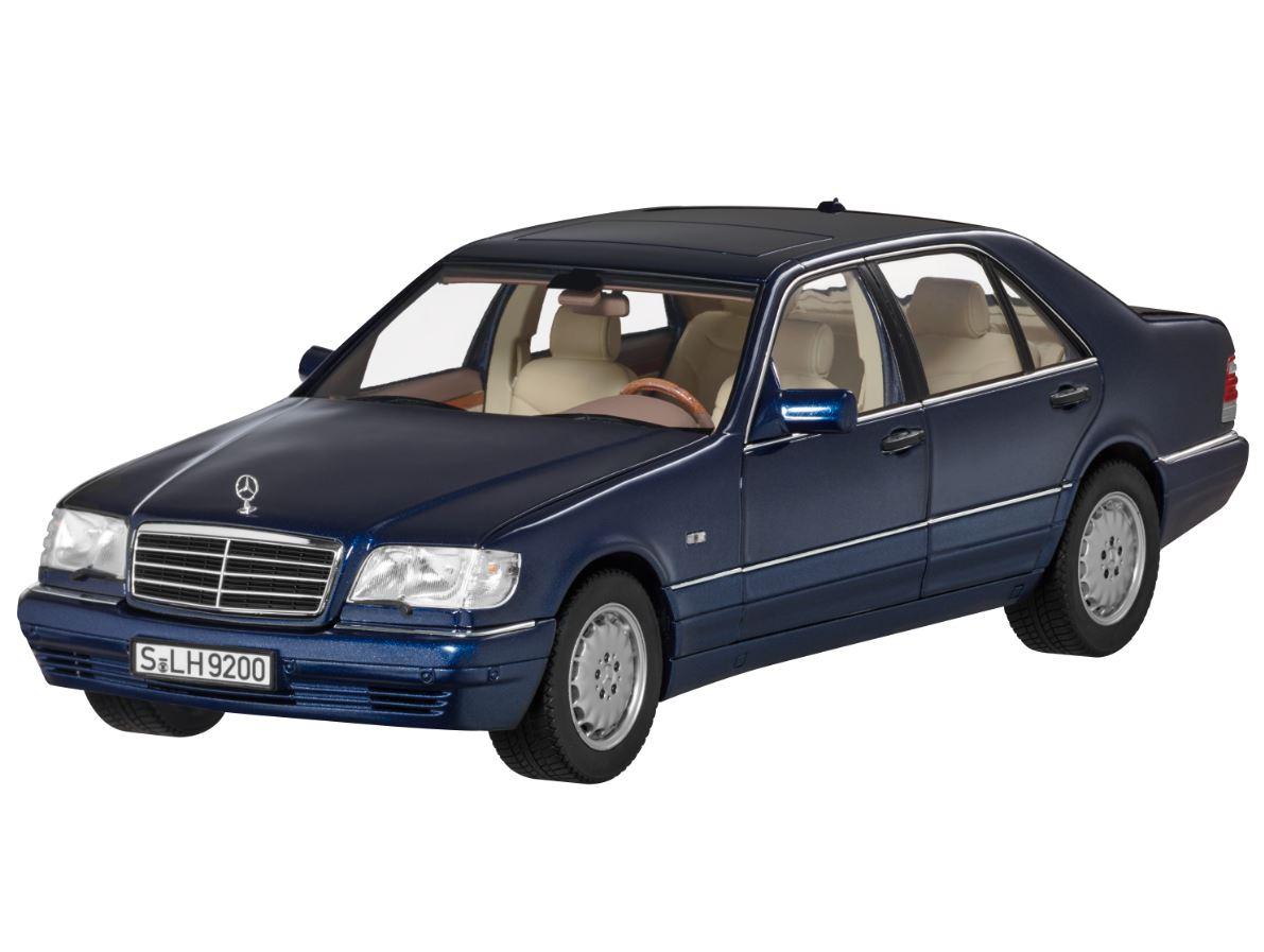Модель S 500 L (1994–1998) V140