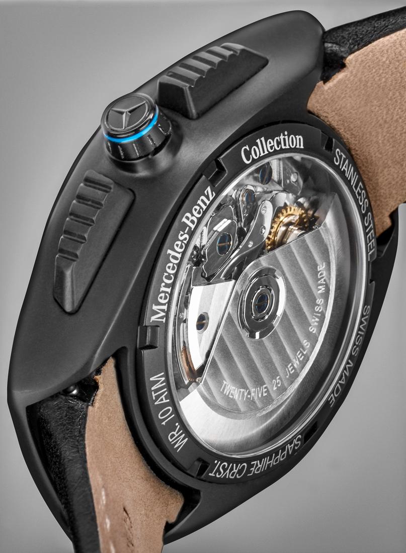 Автоматические часы-хронограф мужские Motorsport