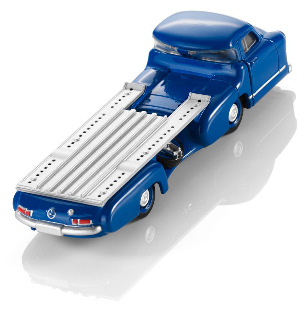 Модель автовоза для гоночных автомобилей (1955)