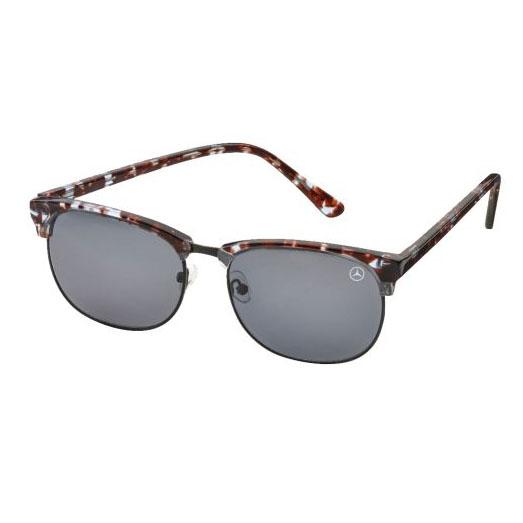 Солнцезащитные очки Mercedes-Benz Unisex Sunglasses, Lifestyle, havana / black