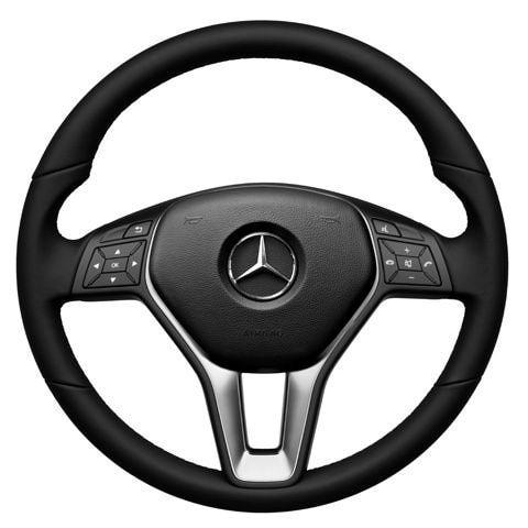 Кожаное рулевое колесо А класс W176