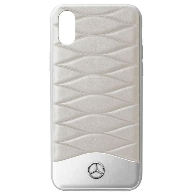 Кожаный чехол для iPhone® 7/8 Mercedes Cover for iPhone® 7/8, Grey