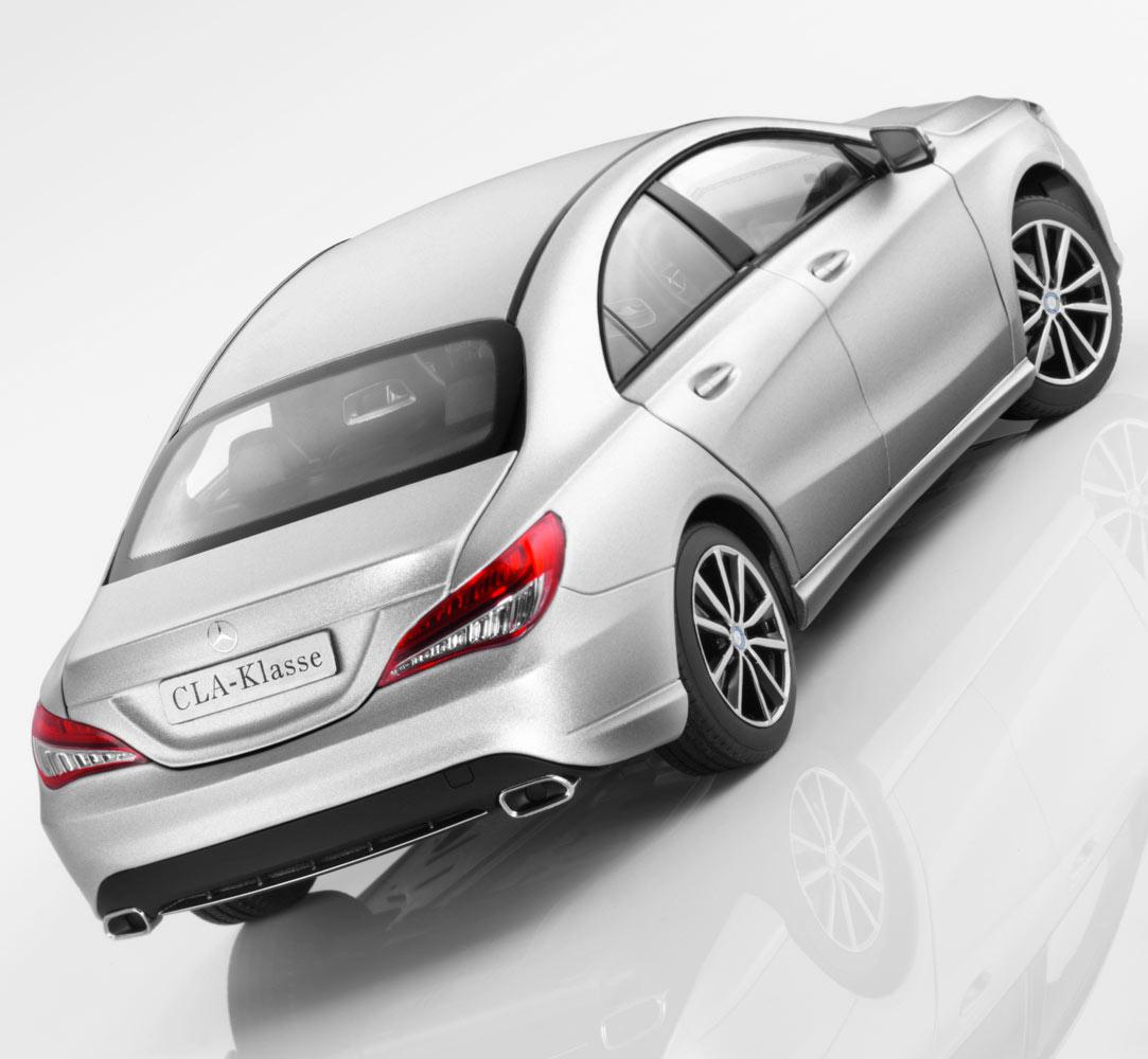 Модель автомобиля CLA купе