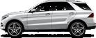 Mercedes GLE-class (W166)