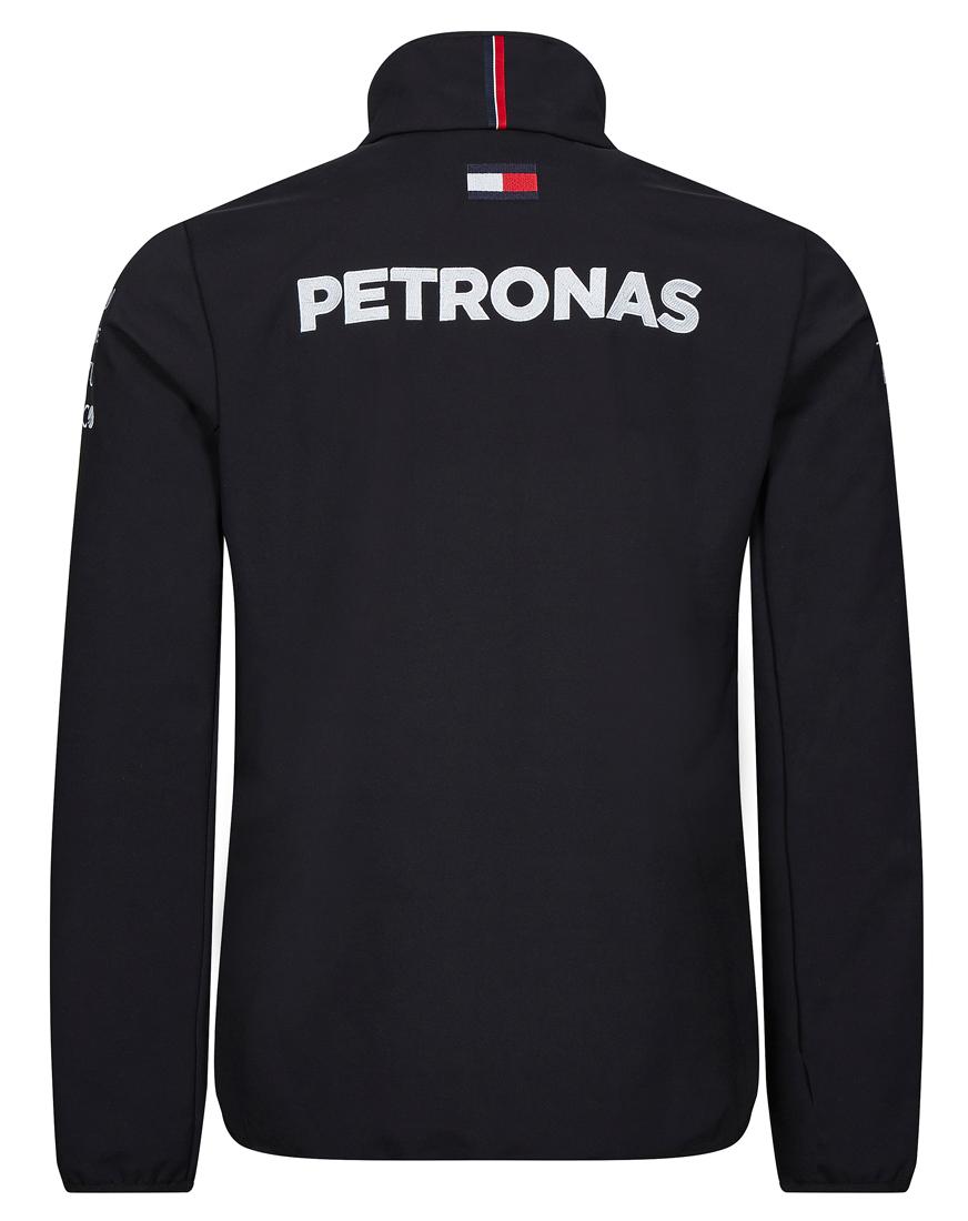 Флисовая куртка команды MERCEDES AMG PETRONAS