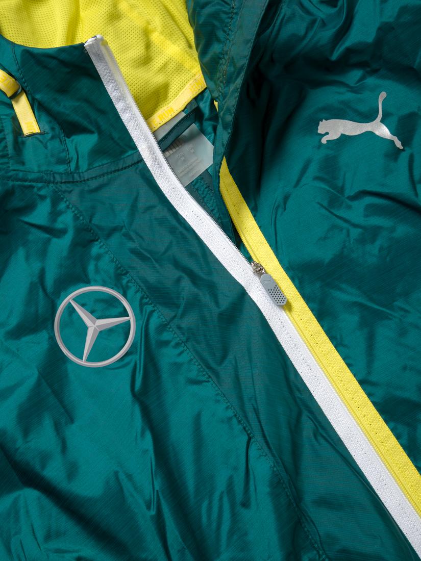 Мужская ветровка PUMA для Mercedes-Benz